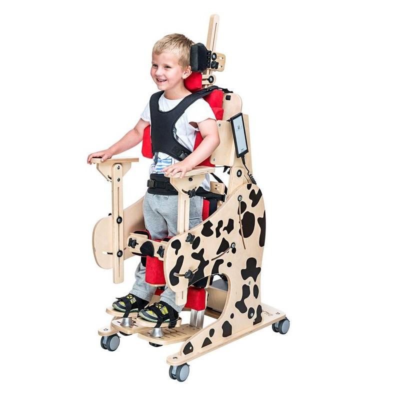 Устройство с множеством функций для детей с ДЦП Akcesmed Далматинчик Инвенто Dt-2