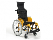 Кресло-коляска механическая для детей Vermeiren Eclips X4 Kids 90