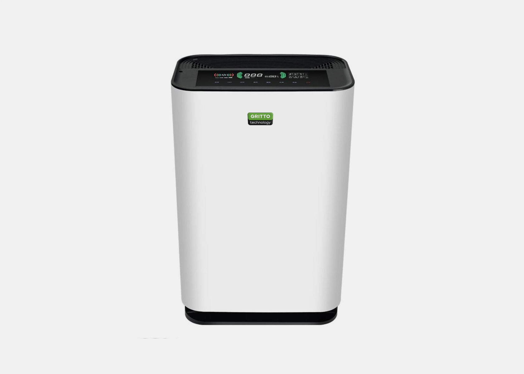 Рециркулятор-увлажнитель воздуха бактерицидный GRITTO V2