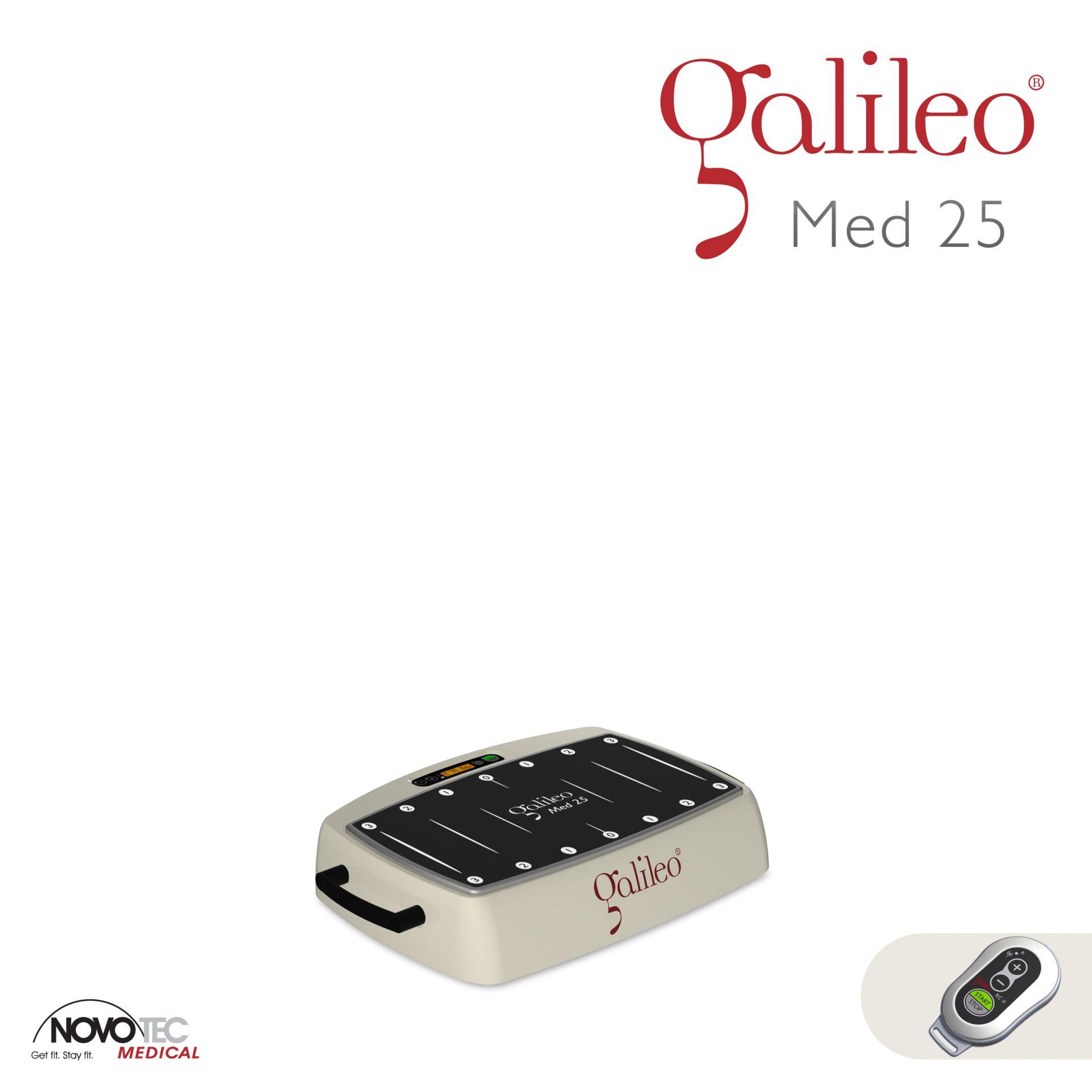 Вибротренажер GALILEO MED BASIC