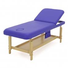 Стационарный массажный стол деревянный Med-Mos FIX-1A