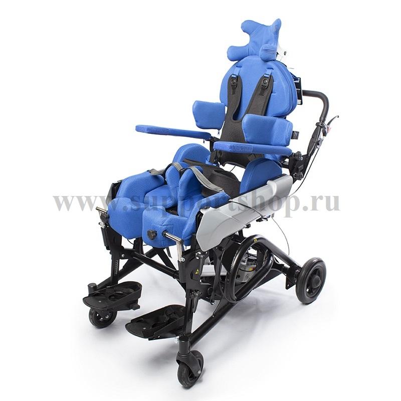 Детское кресло-коляска с вертикализатором LIW Baffin Trio