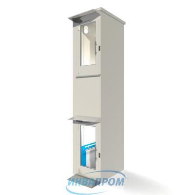 Подъемник вертикального перемещения ИНВАПРОМ А3
