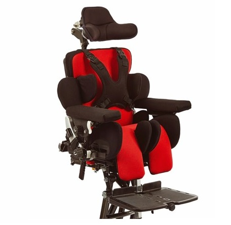 Кресло-коляска комнатная с гидрав. амортизатором R82 Икс Панда (x:panda)