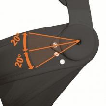 Гиперэкстензионный ортез шарнирный с технологией трехмерной адаптации Orliman J001#