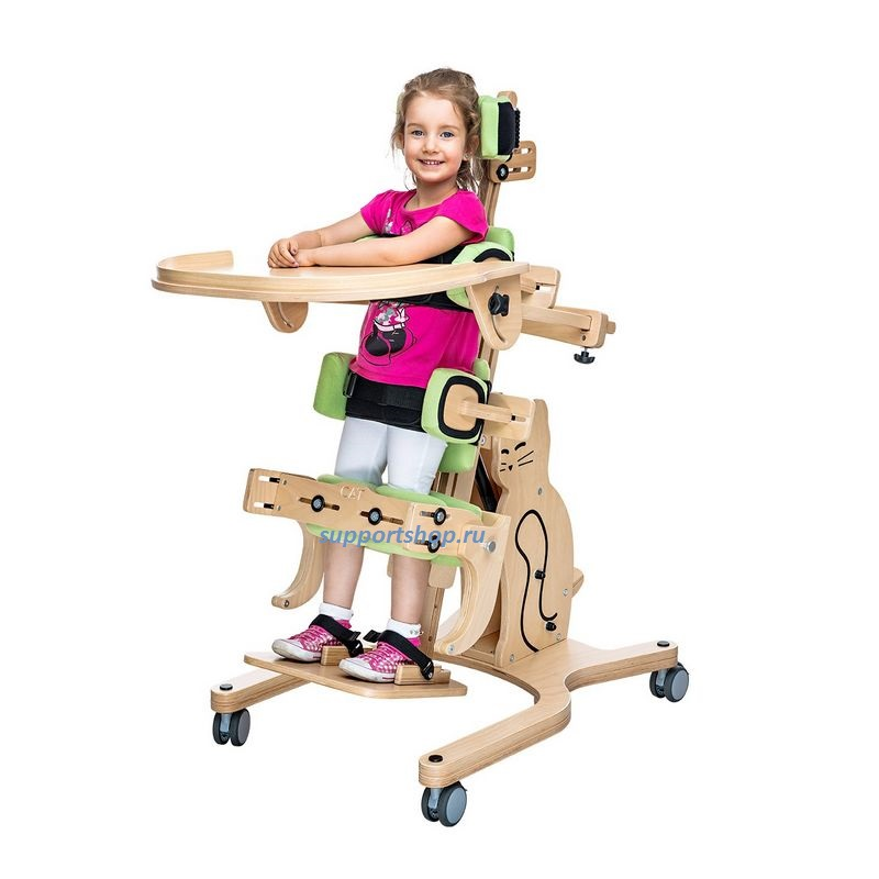 Вертикализатор для детей с ДЦП Котенок 2 INVENTO KT-2