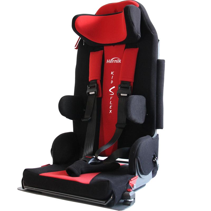 Автомобильное кресло для детей с ДЦП Hernik Kidsflex