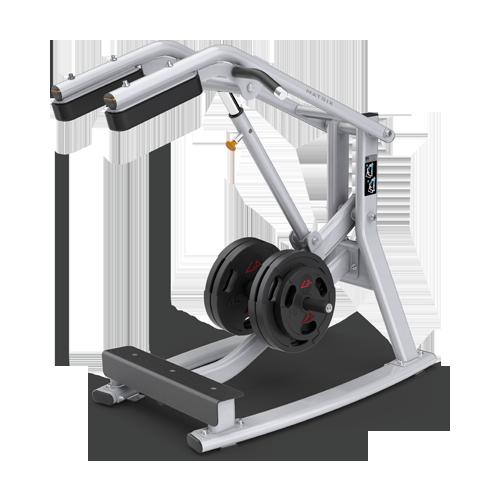 Тренажер для икроножных мышц стоя MATRIX MAGNUM MG-PL76