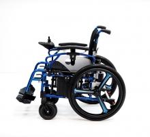 Электрическая кресло-коляска с большими приводными колёсами MET COMPACT 21