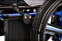 Электрическая кресло-коляска с большими приводными колёсами COMPACT 21