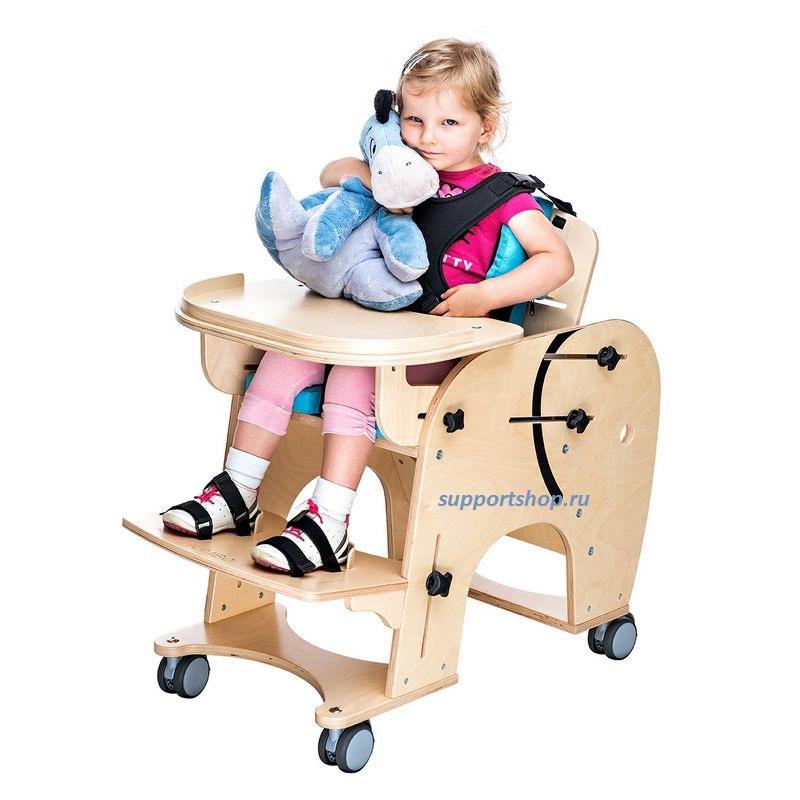 Реабилитационное кресло ДЦП AkcesMed Слоненок