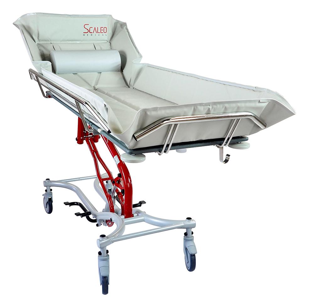 Каталка Scaleo Medical Shado 180 средних размеров и Shado 180 для взрослых