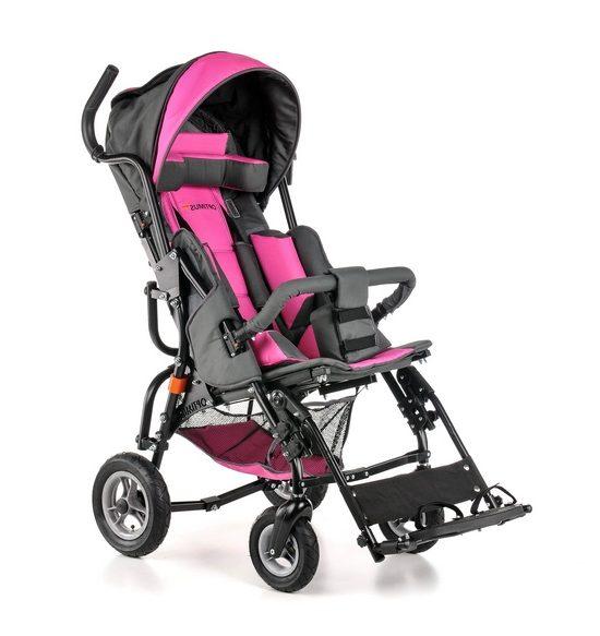Детская инвалидная коляска ДЦП VITEA CARE Optimus+ (Umbrella 2)