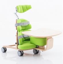 Угловое реабилитационное кресло ДЦП Akcesmed Слоненок Нук