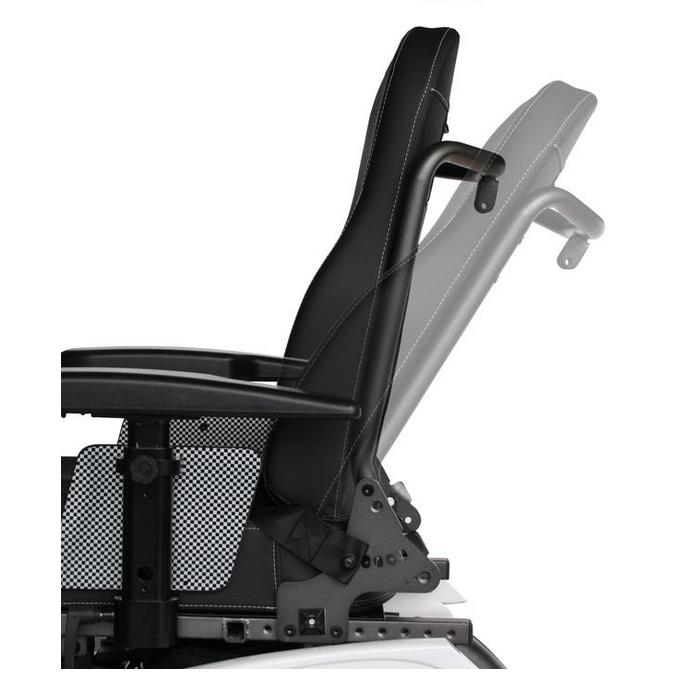 Кресло-коляска с электроприводом Excel Airide X-tend