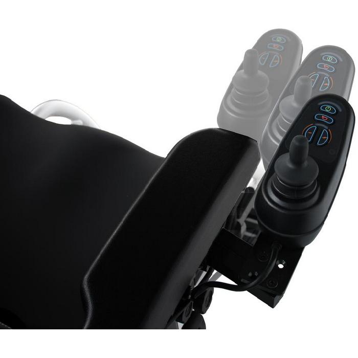 Кресло-коляска с электроприводом Excel Airide Compact