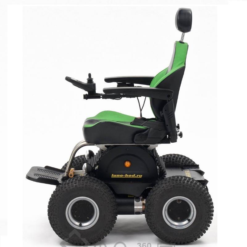 Кресло-коляска с электроприводом Observer Проходимец OB-EW-002