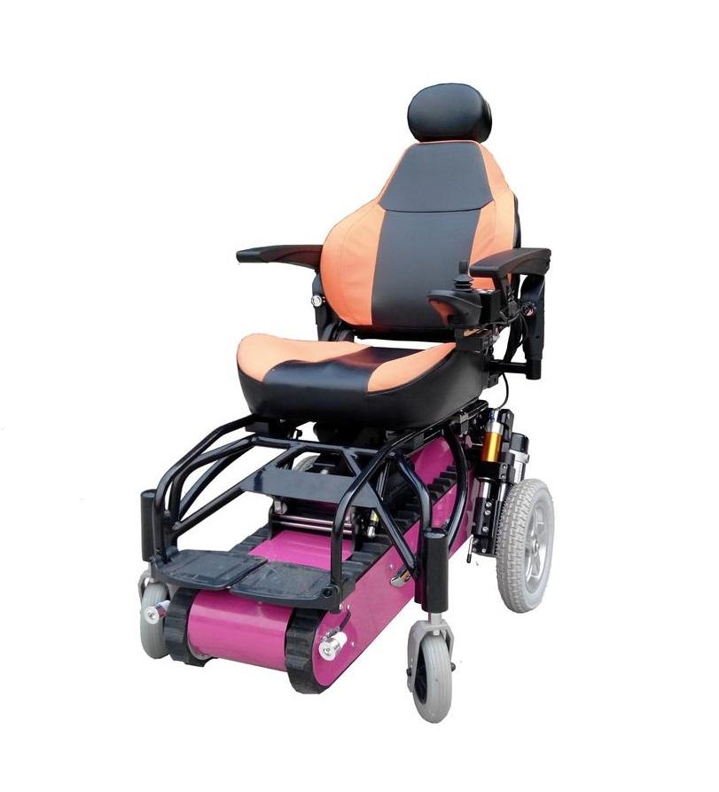 Кресло-коляска с электроприводом Observer Скалолаз OB-EW-050