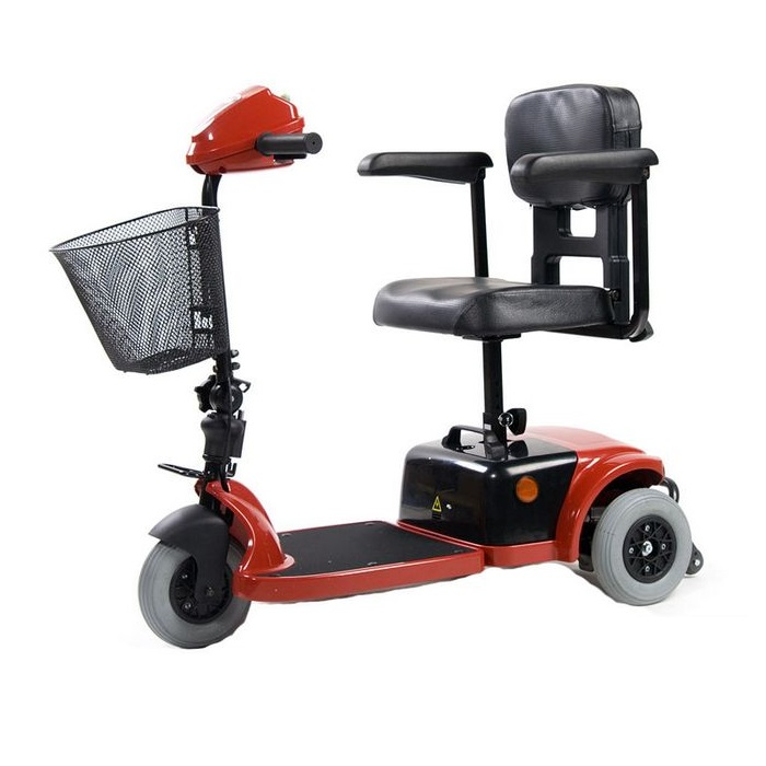 Кресло-коляска электрическая (скутер) Titan (Титан) LY-EB103-125