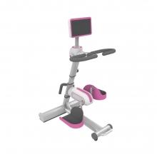 Детский тренажер для активно-пассивной механотерапии ног Apex Fitness YG-107