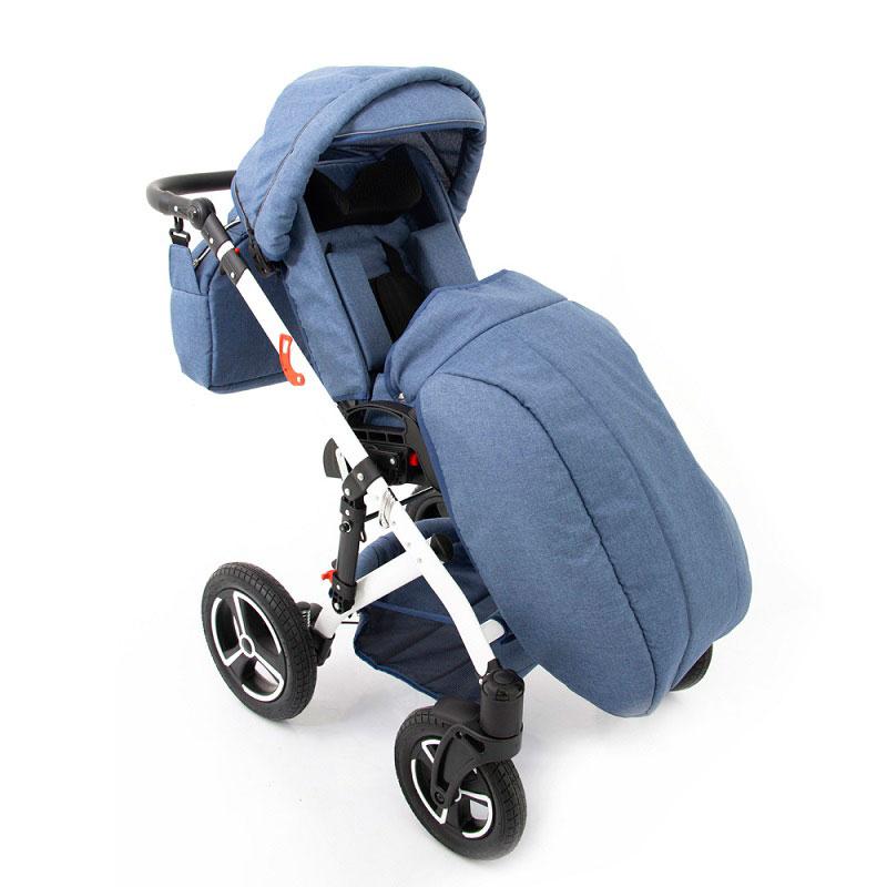 Детская инвалидная кресло-коляска Akcesmed Гиппо Панда (Аврора)
