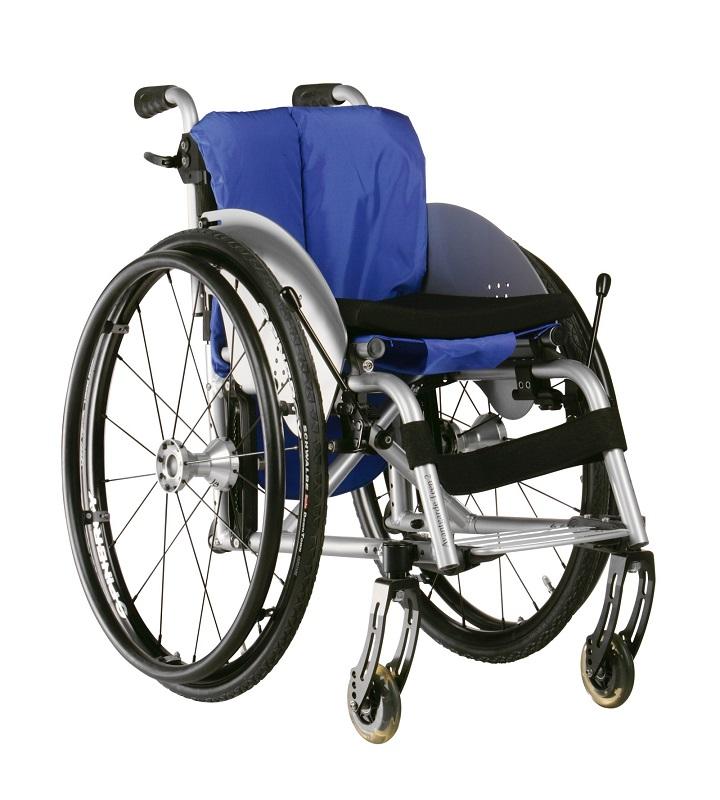 Активная инвалидная коляска для детей с дцп Авангард Тин Avantgarde Teen