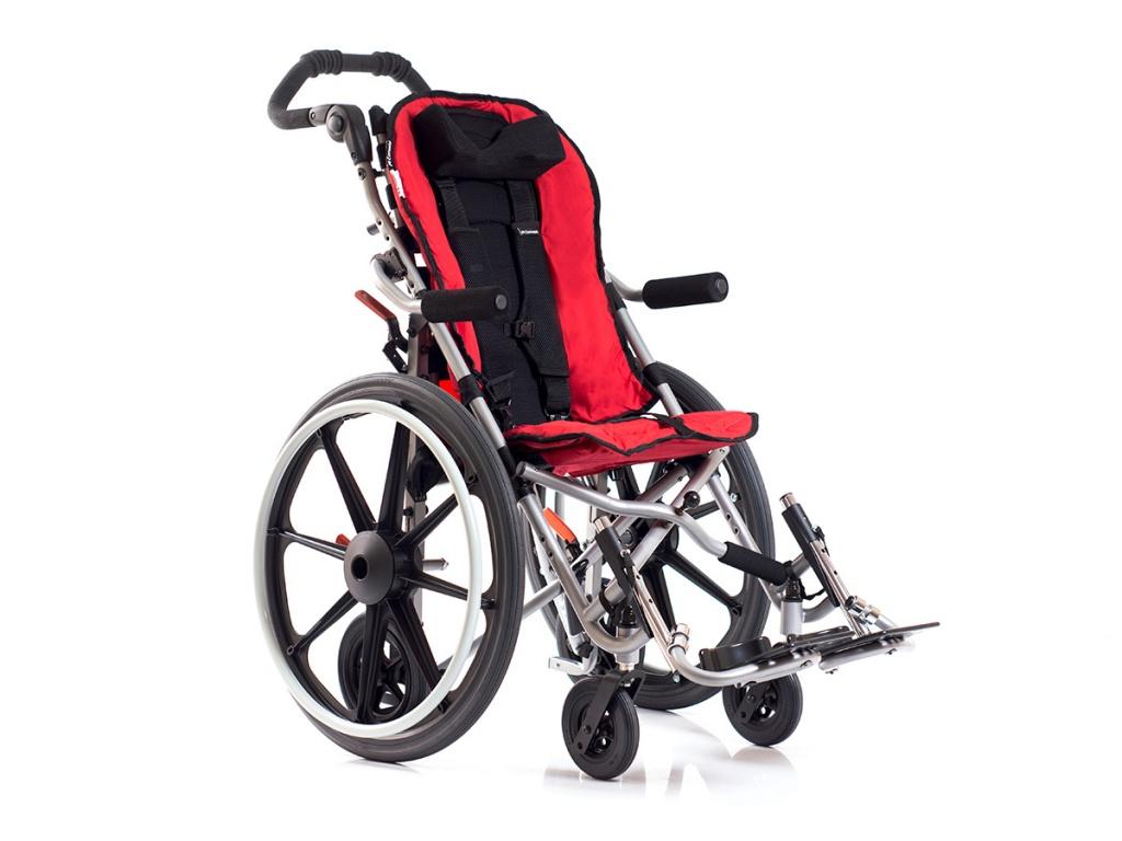 Кресло-коляска Convaid EZ Convertible CV14; CV16 для детей дцп