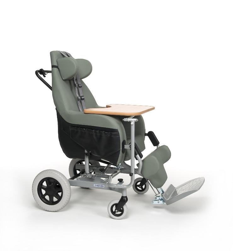 Кресло-коляска механическая с множеством функций Vermeiren Coraille (Гериатрическое кресло)