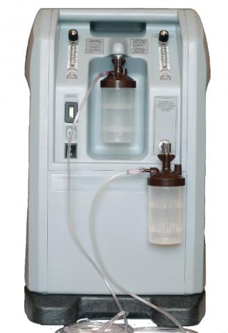 Терапевтический кислородный концентратор AirSep НьюЛайф Элит с воздушным выходом