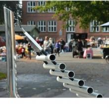 Ксилофон уличный