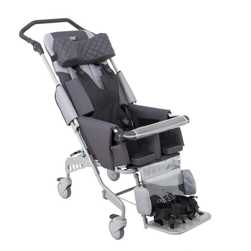 Инвалидная кресло-коляска комнатная Akcesmed RACER Home