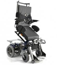 Инвалидная коляска с электроприводом Invacare Dragon с вертикализатором