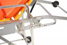 Каталка для автомобилей скорой медицинской помощи Med-Mos YDC-3D