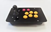 Джойстик с 8ми программируемыми клавишами для управления ПК