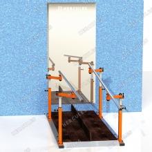 Брусья для реабилитации с зеркалом