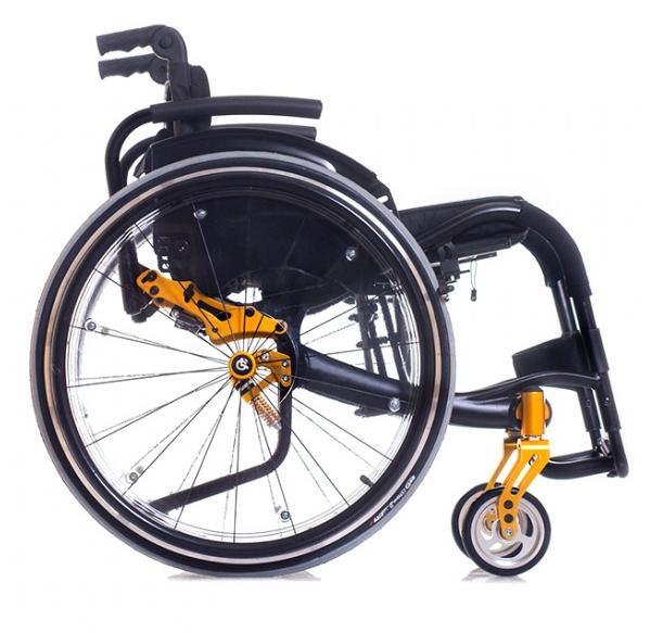 Инвалидная коляска ORTONICA S 3000