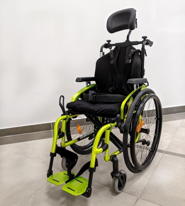 Активная кресло-коляска Otto Bock Авангард DV в комплектации для ДЦП