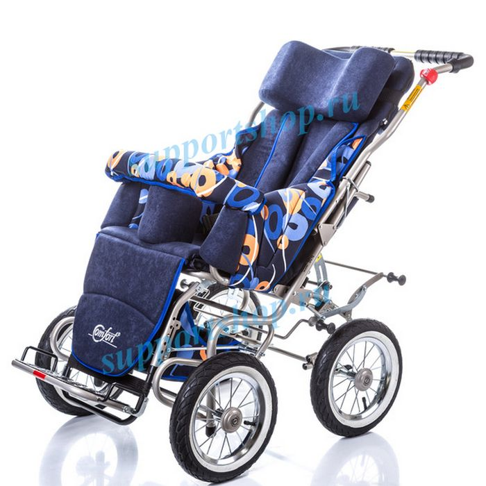 Инвалидная кресло-коляска C52 Комфорт