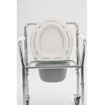 Кресло-туалет складное FS 696