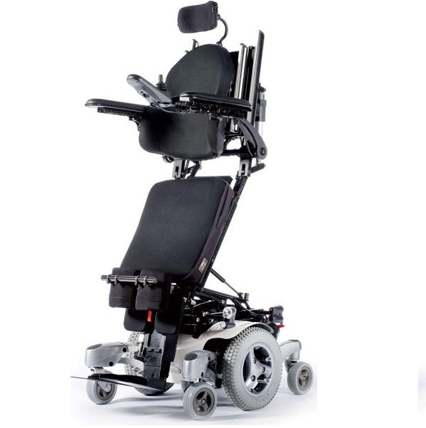 Кресло-коляска инвалидная с принадлежностями, вариант исполнения EB103 с вертикализатором JIVE UP