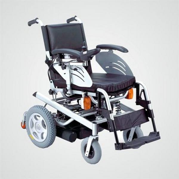 Кресло-коляска для инвалидов электрическая Armed FS123-43