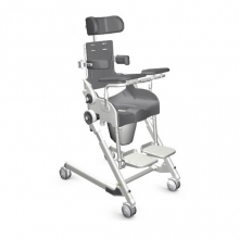 Мобильный стул для туалета и ванны R82 Flamingo