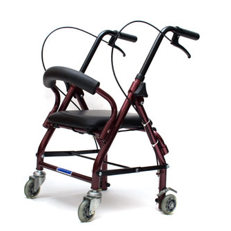 Ходунки Optimal-Kappa LY-517S на четырех колесах, детские