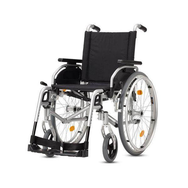 Инвалидная кресло-коляска Pyro Start Plus Titan LY-170-1352