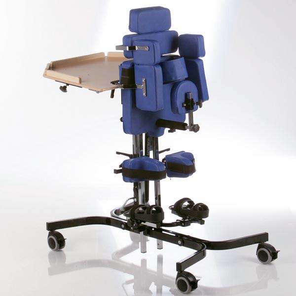 Подъемное устройство для вертикализации и поддержки Чарли
