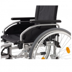 Инвалидная кресло-коляска Pyro Start Plus Titan (Титан) LY-170-1352