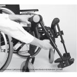 Инвалидная кресло-коляска Старт