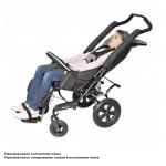 Детская инвалидная кресло-коляска Akcesmed RACER+ Rc