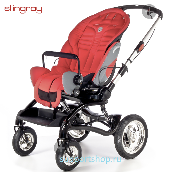 Кресло-коляска для детей с ДЦП R82 Stingray (Стингрей)