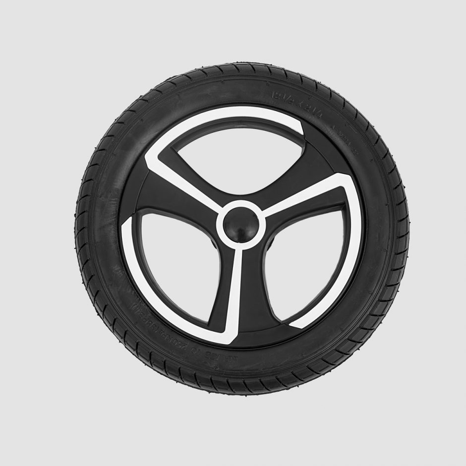 Заднее колесо для детской инвалидной коляски Akcesmed Гиппо Аврора